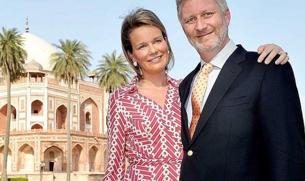Όταν η βασίλισσα Ματθίλδη και ο βασιλιάς Φίλιππος ταξίδευαν στην Ινδία: Αγκαλιασμένοι και χαμογελαστοί, πριν 11 χρόνια (φωτό) - Κυρίως Φωτογραφία - Gallery - Video