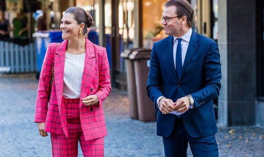 Θετικοί στον κορωνοϊο η πριγκίπισσα Βικτώρια & ο πρίγκιπας Ντάνιελ: Τι ανακοίνωσε το παλάτι της Σουηδίας για την διάδοχο του θρόνου και τον άντρα της - Κυρίως Φωτογραφία - Gallery - Video