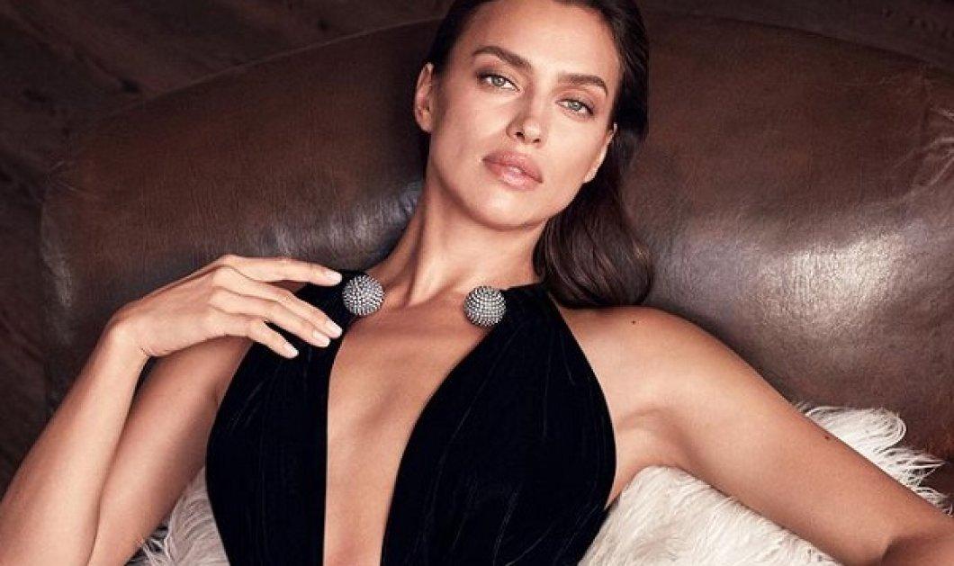 Σαγηνευτική όσο ποτέ η Irina Shayk: Είναι το πρόσωπο του Oscar De La Renta για το νέο άρωμα του οίκου (βίντεο) - Κυρίως Φωτογραφία - Gallery - Video