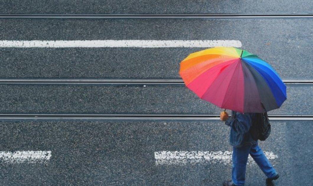 Καιρός : Βροχερό το σκηνικό του καιρού σήμερα, Δευτέρα – «Βουτιά» της θερμοκρασίας - Κυρίως Φωτογραφία - Gallery - Video