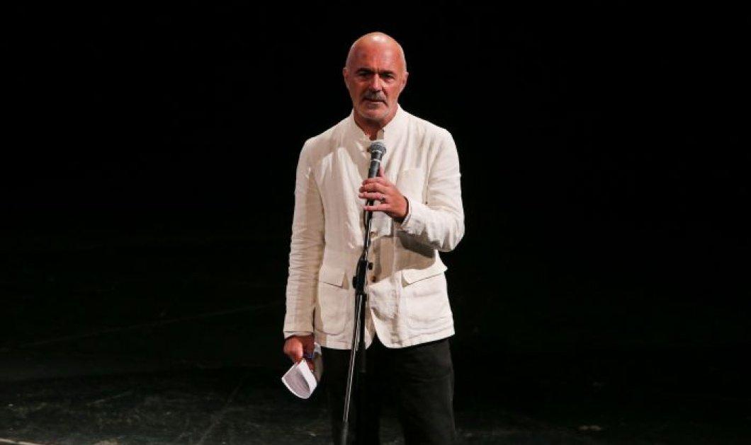 Παραιτήθηκε ο Στάθης Λιβαθινός από καθηγητής της Δραματικής Σχολής του Εθνικού Θεάτρου - Οι καταγγελίες των μαθητών - Κυρίως Φωτογραφία - Gallery - Video