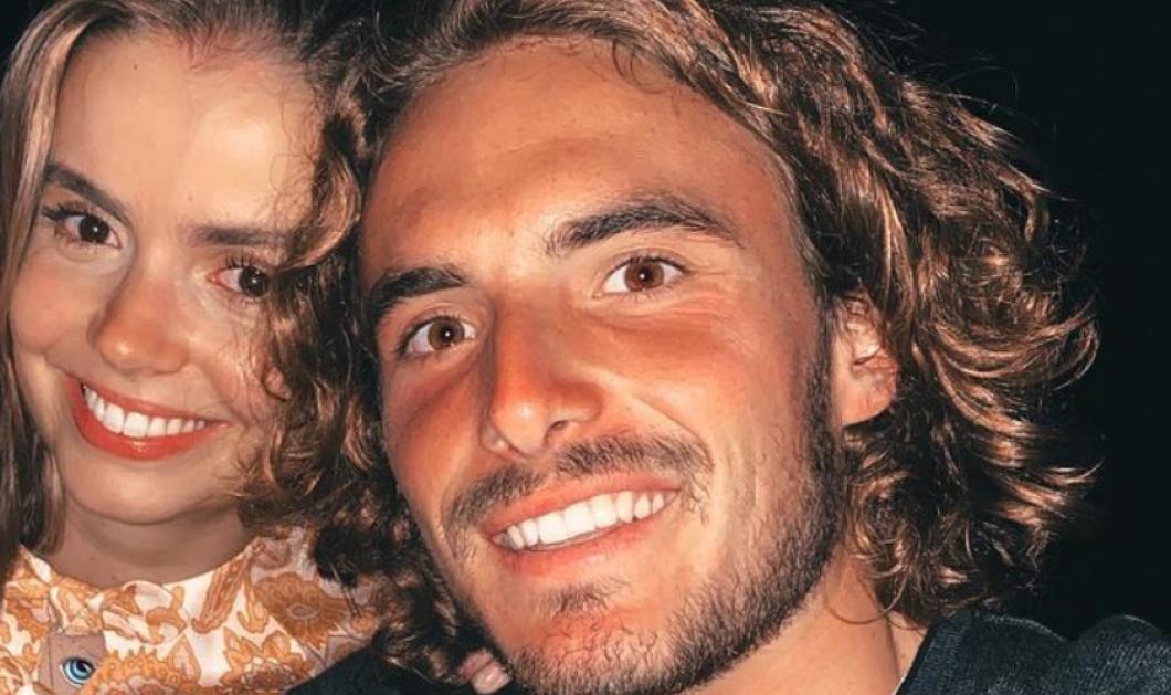 Στέφανος Τσιτσιπάς: Να πως ερωτεύτηκα την Θεοδώρα Πεταλάς - Τρέφω πολλά συναισθήματα για αυτήν - Κυρίως Φωτογραφία - Gallery - Video