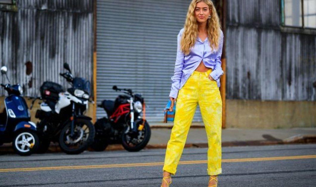 "Tα ""tie jeans"" είναι η τοπ τάση της άνοιξης - Το hippie στυλ επιστρέφει θριαμβευτικά (φώτο)  - Κυρίως Φωτογραφία - Gallery - Video"