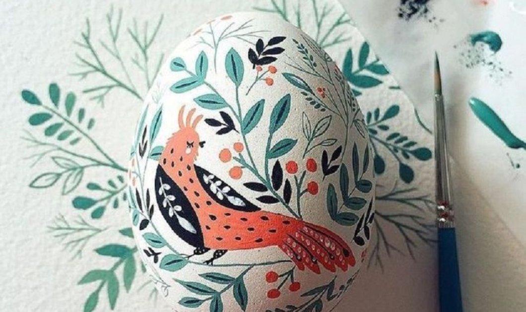 Πάσχα & αυγά: Μια διαχρονική ... ιστορία αγάπης & οι πρωταγωνιστές της φετινής διακόσμησης πρέπει να είναι εντυπωσιακοί - Δείτε 20 υπέροχες ιδέες (φώτο) - Κυρίως Φωτογραφία - Gallery - Video