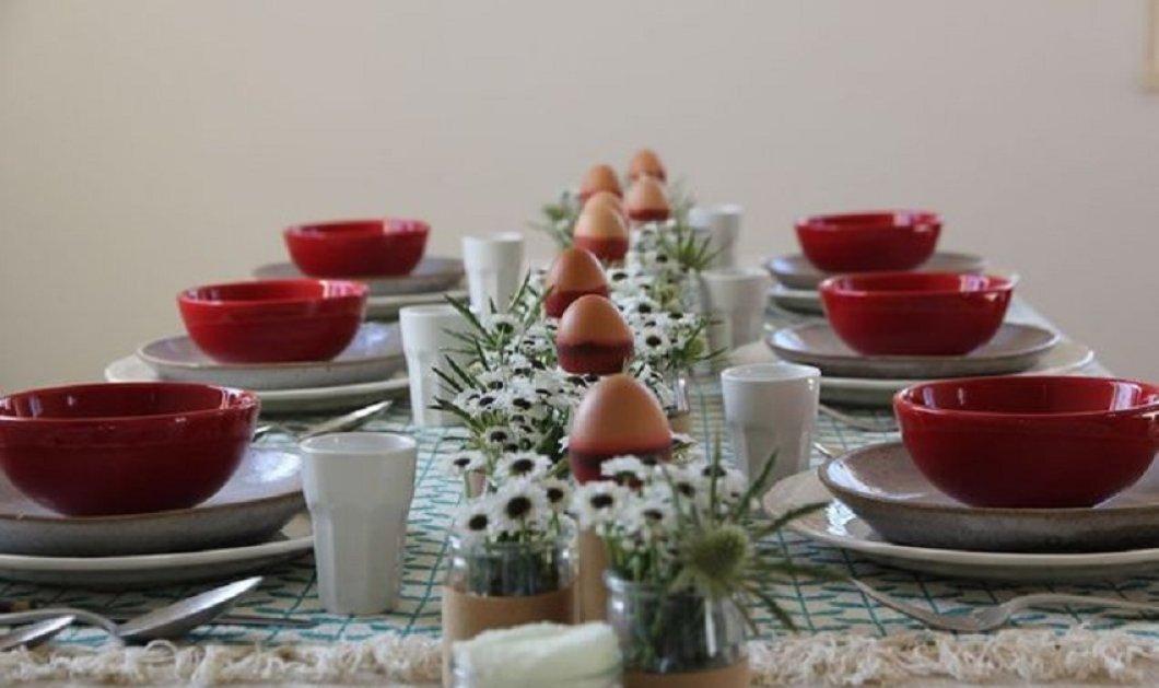 """Tres Chic! Κλασσική αλλά όχι """"κλισέ"""" η διακόσμηση για το Πάσχα - Στυλ & φινέτσα στη φετινή γιορτή (φώτο) - Κυρίως Φωτογραφία - Gallery - Video"""