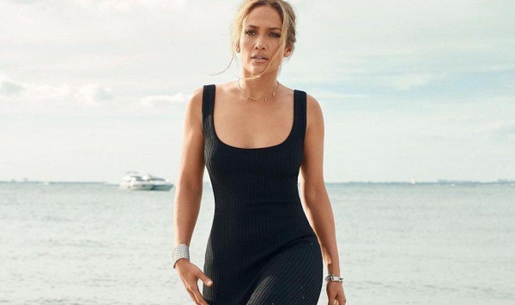 Η Jennifer Lopez στο εξώφυλλο του InStyle - Η φωτογράφιση δίπλα στη θάλασσα & το σχόλιο του πρώην της Ben Affleck (φωτό) - Κυρίως Φωτογραφία - Gallery - Video