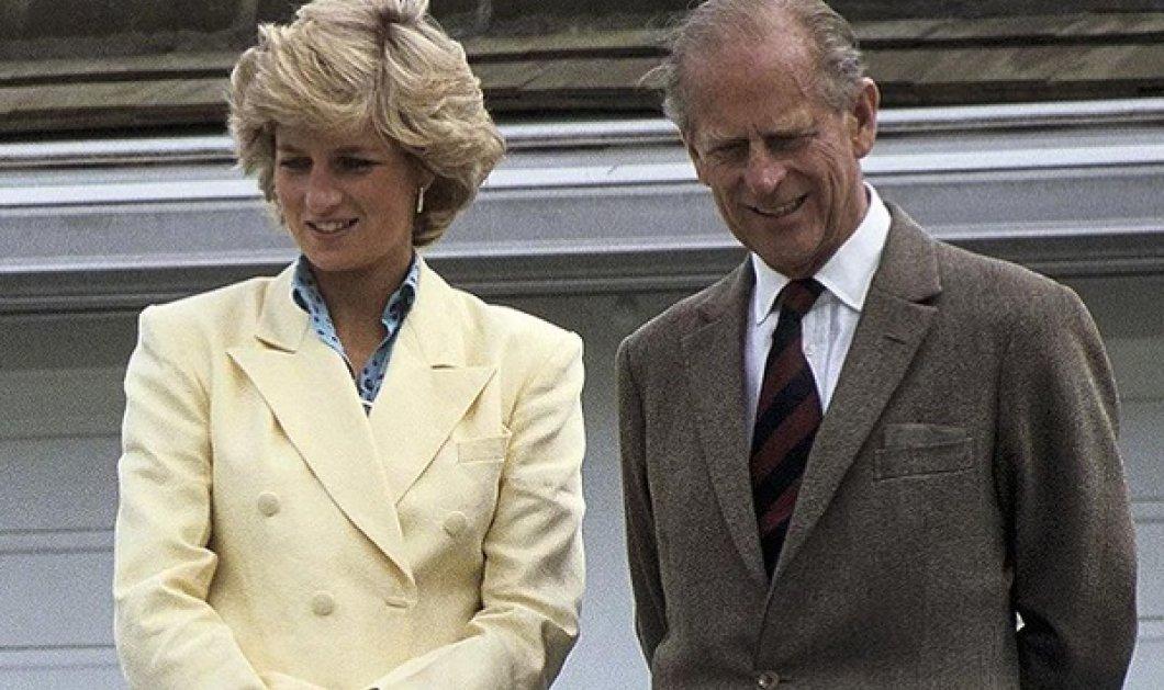 Όταν ο πρίγκιπας Φίλιππος προσπαθούσε να σώσει τον γάμο του γιου του με την Νταϊάνα -  Τα γλυκά γράμματα που υπέγραφε ο «αγαπητός της Pa» - Κυρίως Φωτογραφία - Gallery - Video
