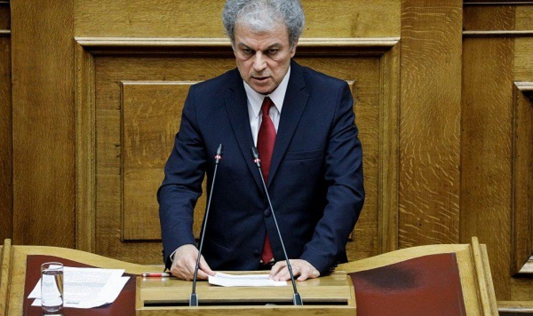 Ο Γιώργος Αμανατίδης έπαθε έμφραγμα από… ένα σάντουιτς: Τι είπε ο βουλευτής της ΝΔ για την περιπέτεια της υγείας του (βίντεο) - Κυρίως Φωτογραφία - Gallery - Video