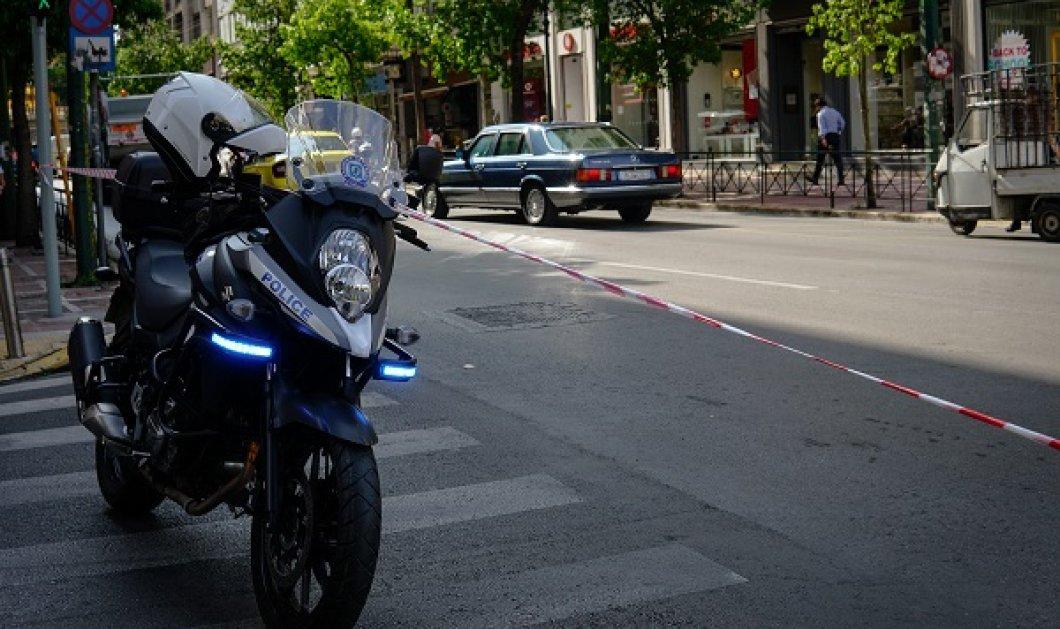 Χανιά: Αστυνομικός αυτοπυροβολήθηκε στο κεφάλι εν ώρα υπηρεσίας - Σε κρίσιμη κατάσταση ο 38χρονος - Κυρίως Φωτογραφία - Gallery - Video