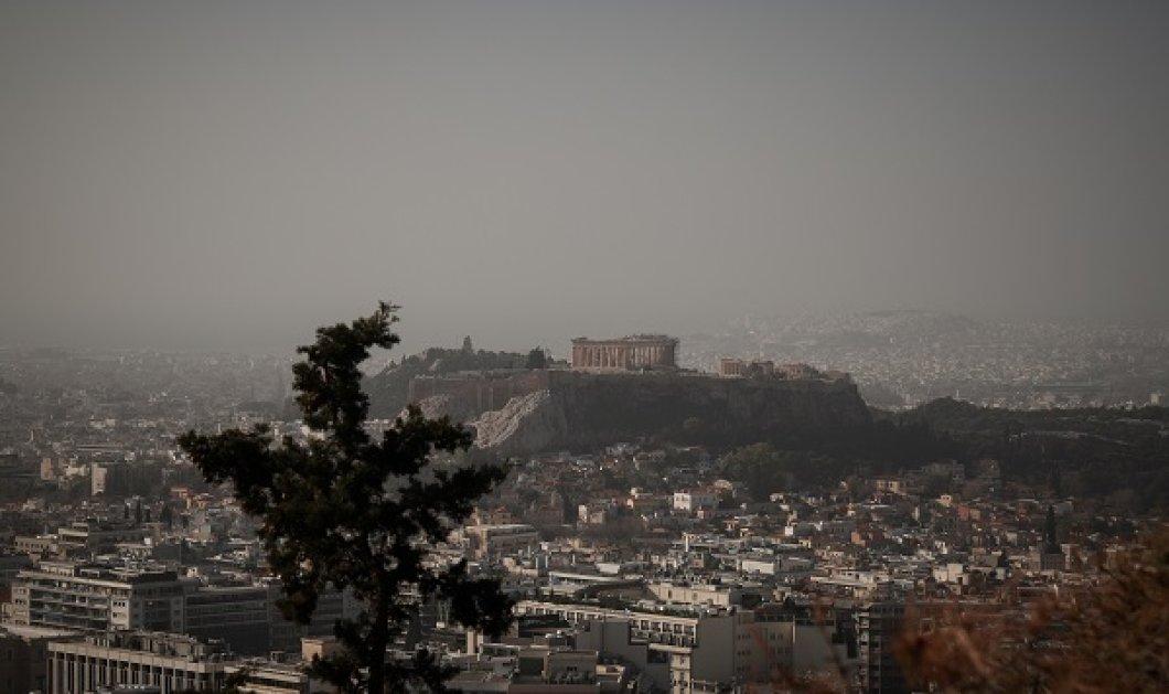 Καιρός: Τοπικές βροχές και αφρικανική σκόνη σήμερα - Ανεβαίνει λίγο η θερμοκρασία - Κυρίως Φωτογραφία - Gallery - Video
