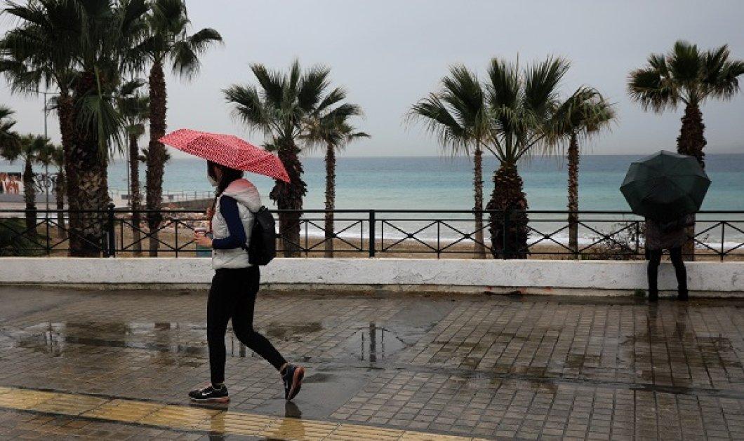 Άστατος ο καιρός σήμερα Κυριακή των Βαΐων: Που αναμένονται βροχές και καταιγίδες - Κυρίως Φωτογραφία - Gallery - Video