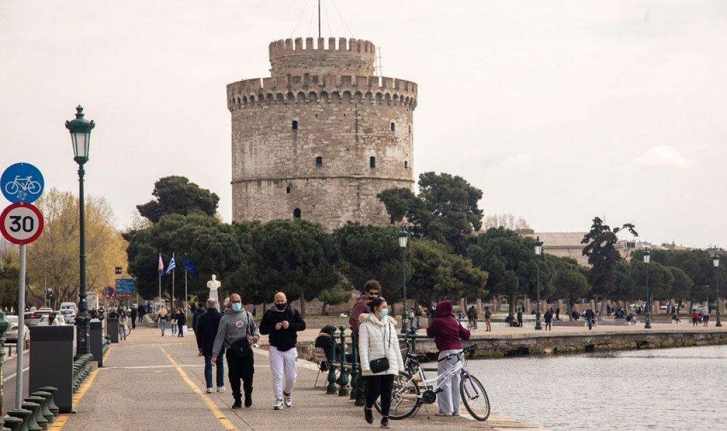"""Κορωνοϊός: Ανοίγει το λιανεμπόριο σε Αχαΐα & Θεσσαλονίκη - Τα πρώτα αποτελέσματα των self test - Οι περιοχές στο """"κόκκινο"""" - Κυρίως Φωτογραφία - Gallery - Video"""