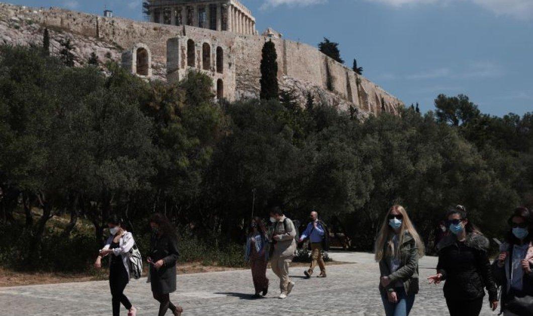 Κορωνοϊός - Ελλάδα: 1606 νέα κρούσματα -76 νεκροί, 781 διασωληνωμένοι - Κυρίως Φωτογραφία - Gallery - Video