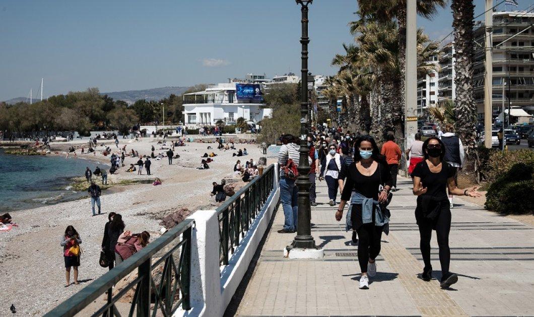 Κορωνοϊός Ελλάδα: 2.435 κρούσματα, -817 διασωληνωμένοι - 73 θάνατοι - Κυρίως Φωτογραφία - Gallery - Video