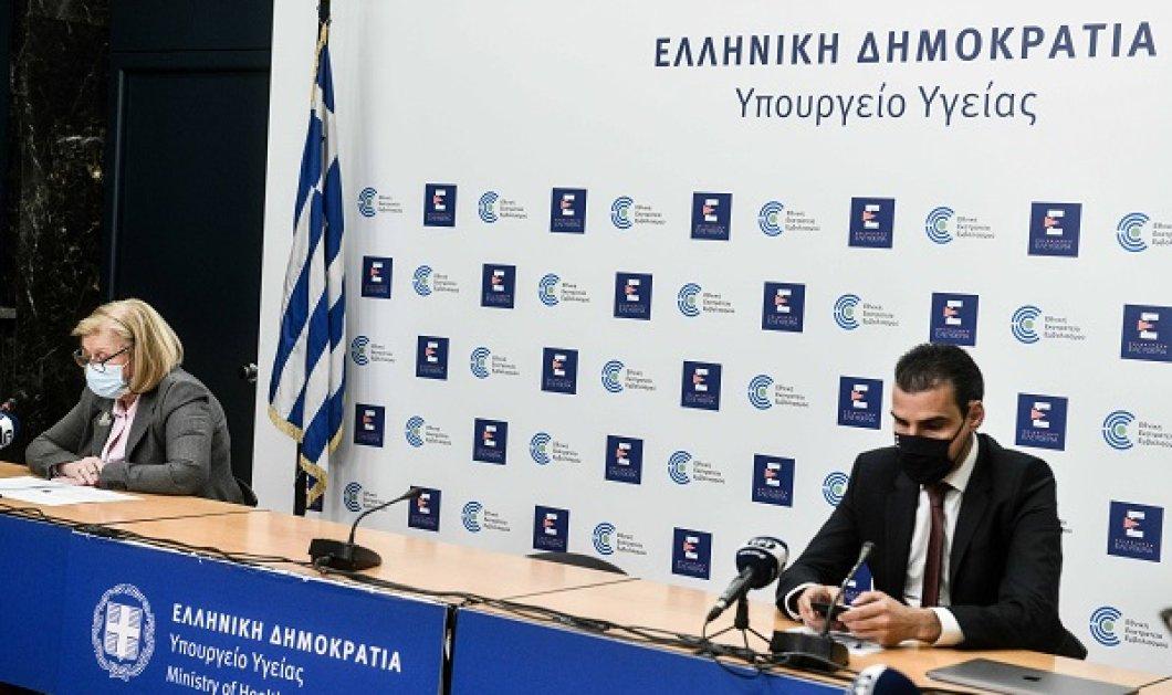 Κορωνοϊός: Πάνω από 7 εκατ εμβόλια στην Ελλάδα έως τα τέλη Ιουνίου - Τι γίνεται με το Johnson & Johnson (βίντεο) - Κυρίως Φωτογραφία - Gallery - Video
