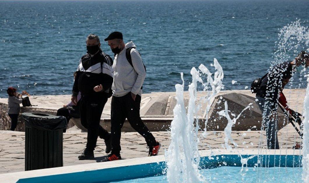 Κορωνοϊός - Ελλάδα: 3.015 κρούσματα, 831 διασωληνωμένοι και 86 θάνατοι - Κυρίως Φωτογραφία - Gallery - Video