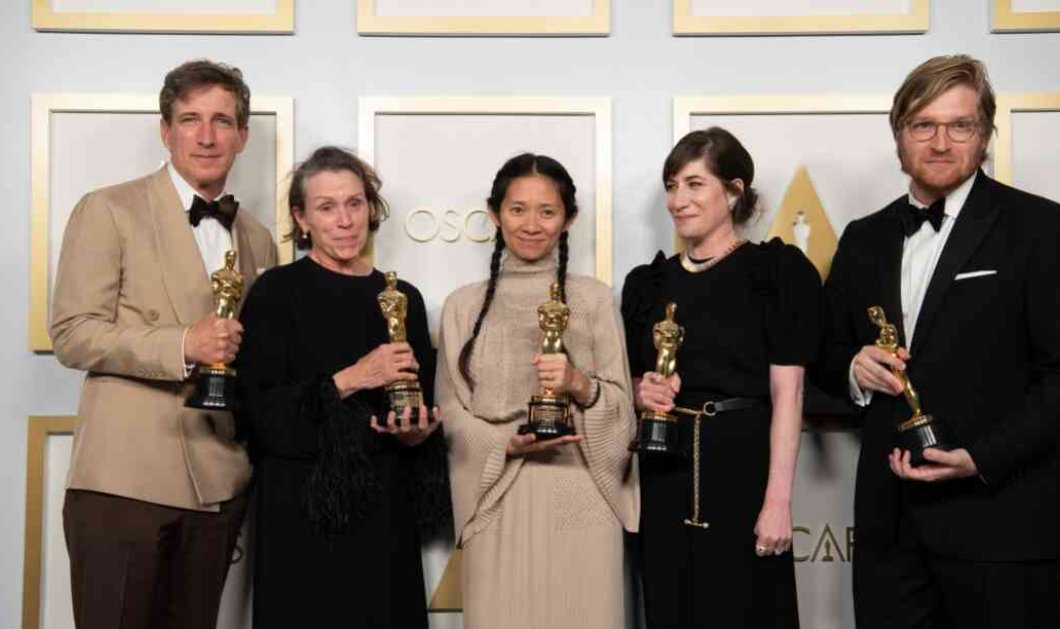 93η Απονομή βραβείων Οscar:  Κυρίαρχοι «Nomadland» και «Πατέρας» - Όλοι οι νικητές (φωτό - βίντεο) - Κυρίως Φωτογραφία - Gallery - Video