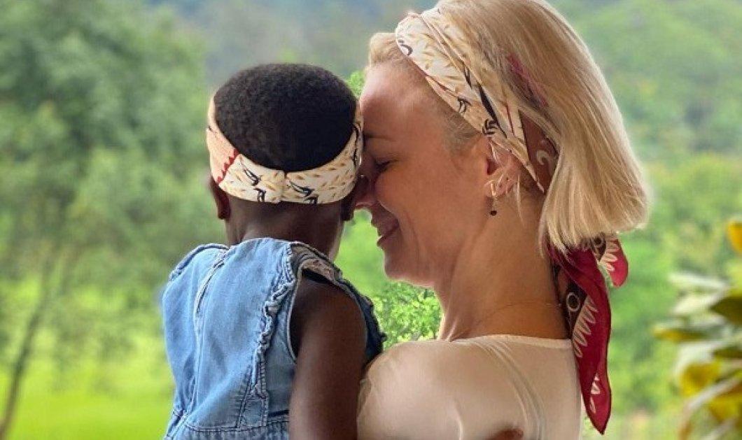 Η Χριστίνα Κοντοβά συγκινεί: «Ζω στην Ουγκάντα για το κοριτσάκι που κρατώ στην αγκαλιά μου, εως ότου την υιοθετήσω» - Η φωτό με την Έιντα - Κυρίως Φωτογραφία - Gallery - Video