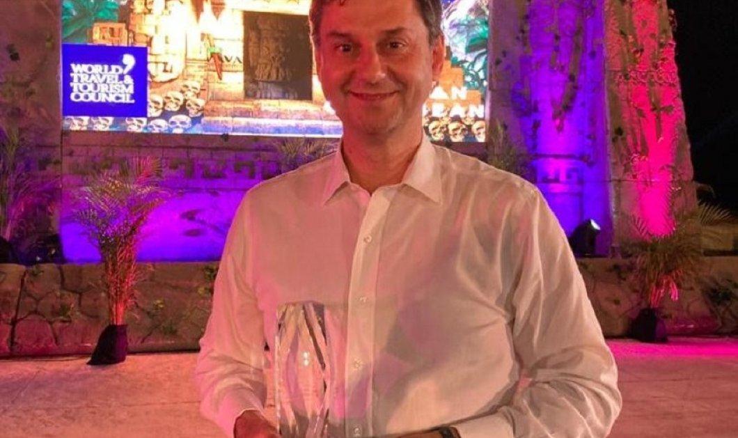Το βραβείο «Global Champion Award for COVID-19 Crisis Management» απένειμε στον Υπουργό Τουρισμού κ. Χάρη Θεοχάρη το WTCC - Κυρίως Φωτογραφία - Gallery - Video