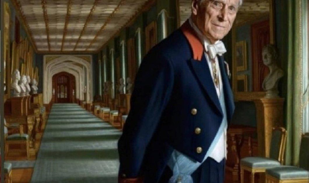 Οι γαλαζοαίματοι της Ευρώπης αποχαιρετούν τον Πρίγκιπα Φίλιππο - Η βασίλισσα Μάξιμα & ο βασιλιάς της Ολλανδίας -ο βασιλιάς Κάρολος Γουσταύος της Σουηδίας   (φώτο) - Κυρίως Φωτογραφία - Gallery - Video
