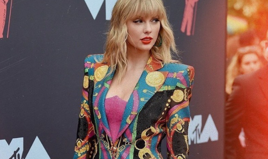 Τopwoman η Taylor Swift -  Κατέρριψε ρεκόρ 54 ετών των Beatles στο Ηνωμένο Βασίλειο (φωτό) - Κυρίως Φωτογραφία - Gallery - Video