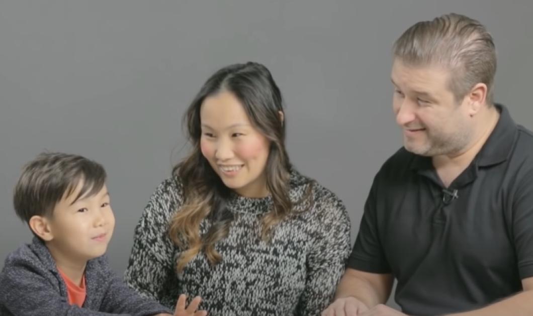 Πώς αντιδρούν τα παιδιά όταν ακούν πρώτη φορά για το σεξ - H στιγμή που κάθε γονιός τρέμει (βίντεο) - Κυρίως Φωτογραφία - Gallery - Video