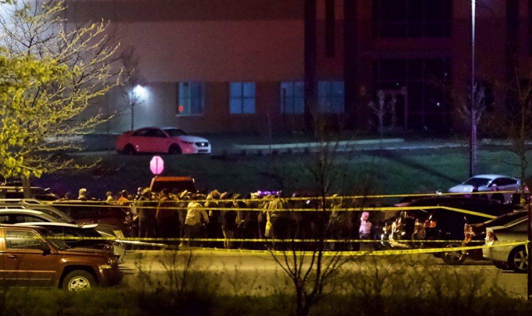 Τρόμος στην Ινδιανάπολη: Πυροβολισμοί έξω από τα γραφεία της FedEx - Πολλοί τραυματίες (φώτο-βίντεο) - Κυρίως Φωτογραφία - Gallery - Video