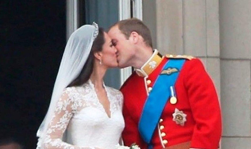 Ο Πρίγκιπας Ουίλιαμ & η Κέιτ έκλεισαν 10 χρόνια γάμου - Oι βασιλικές ευχές & το ζευγάρι πιο αγαπημένο από ποτέ στους κήπους του παλατιού (φώτο) - Κυρίως Φωτογραφία - Gallery - Video