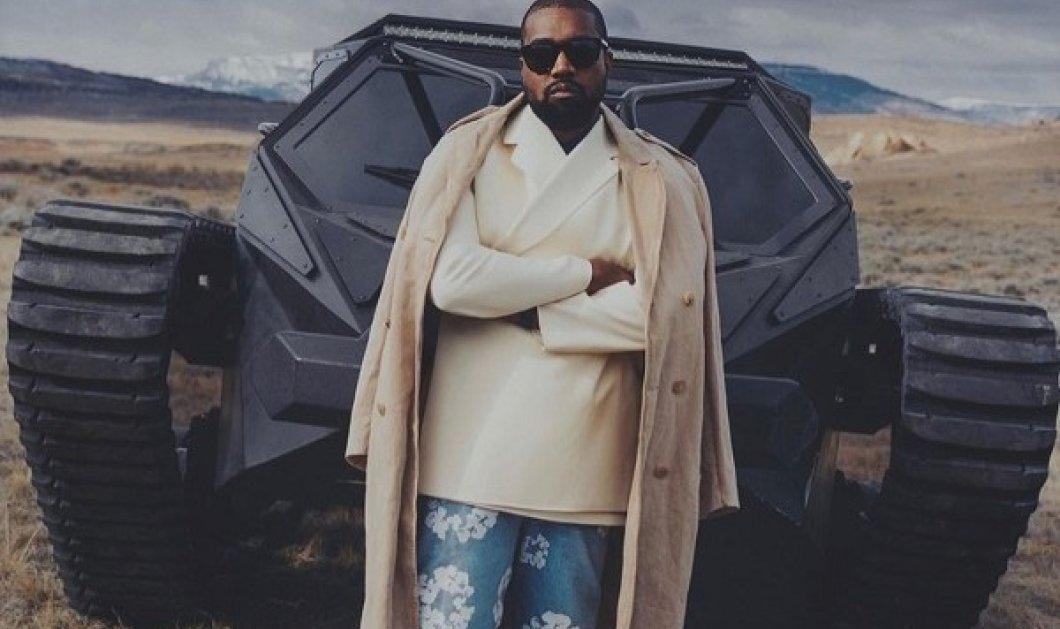 Τα πιο πολύτιμα sneakers είναι του Kanye West: Τιμή ρεκόρ για τα Nike Air Yeezy 1 - Πουλήθηκαν για 1.8 εκατ. δολάρια (φωτό) - Κυρίως Φωτογραφία - Gallery - Video