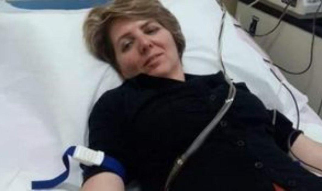 Topwoman η Ελληνίδα  Ιωάννα Λάγκα - Χάρισε ζωή σε νεαρό Ιταλό με «δεσμό αίματος» - Κυρίως Φωτογραφία - Gallery - Video