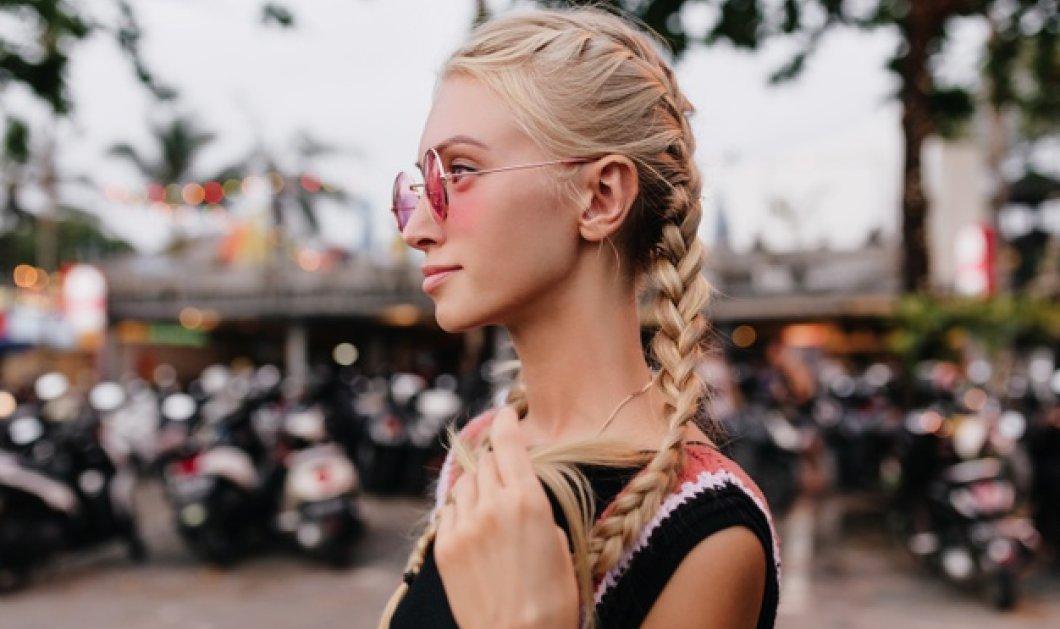 Οι 5 βασικές πλεξούδες και πως να τις φτιάξεις μόνη σου βήμα βήμα - Ανανέωσε το hairstyle σου & δείξε λαμπερή & περιποιημένη (βίντεο)  - Κυρίως Φωτογραφία - Gallery - Video