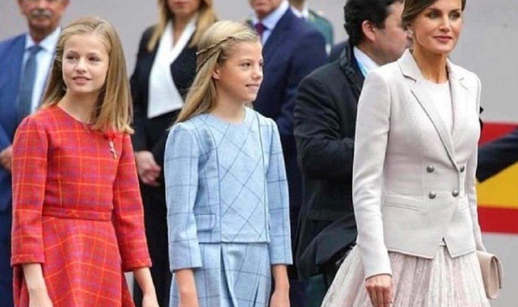 H Πριγκίπισσα Infanta Sofia της Ισπανίας είχε γενέθλια - Η όμορφη κόρη της Λετίσια έκλεισε τα 14 & είναι έτοιμη να αλλάξει ζωή (φώτο) - Κυρίως Φωτογραφία - Gallery - Video