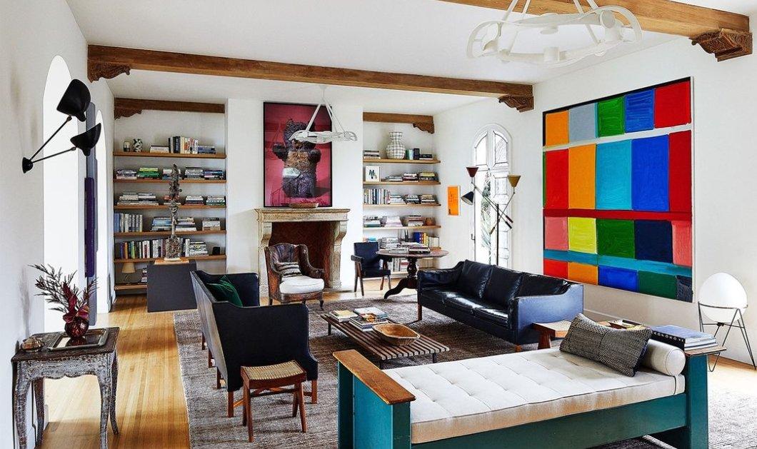 Σπύρος Σούλης: Αυτά είναι τα 5 χρώματα που χρειάζεστε για να κάνετε το σπίτι σας…  Χαρούμενο! - Κυρίως Φωτογραφία - Gallery - Video
