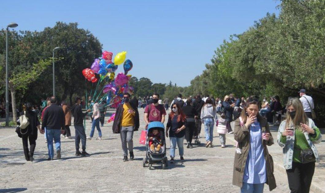 Κορωνοϊός - Ελλάδα:  Κορωνοϊός: 3.067 νέα κρούσματα, 824 διασωληνωμένοι, 91 νεκροί - Κυρίως Φωτογραφία - Gallery - Video