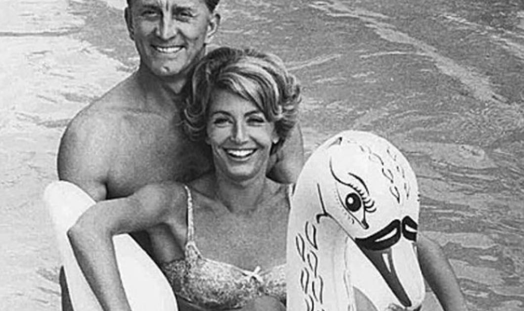 Πέθανε η Αν Ντάγκλας σε ηλικία 102 ετών - Ήταν επί 66 χρόνια σύζυγος του ηθοποιού Κερκ Ντάγκλας (φωτό) - Κυρίως Φωτογραφία - Gallery - Video