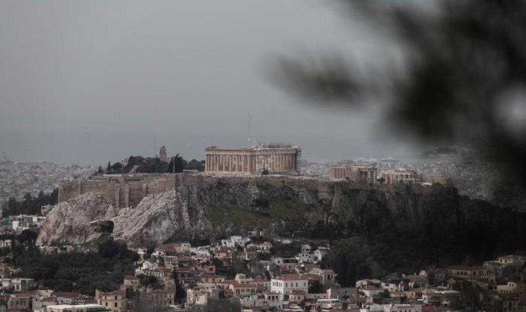 Καιρός: Λασποβροχές, σκόνη και θυελλώδεις νοτιάδες στο Αιγαίο σήμερα Τρίτη - Κυρίως Φωτογραφία - Gallery - Video
