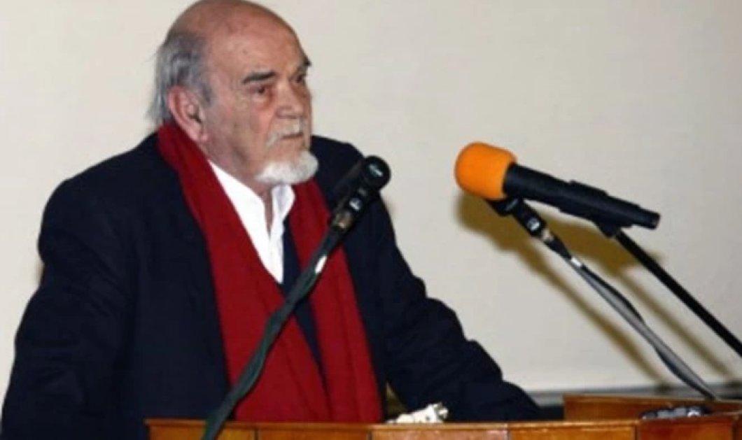 Την τελευταία του πνοή άφησε ο δημοσιογράφος Άγγελος Μαρόπουλος: Καταξιωμένος ανταποκριτής γερμανικών εφημερίδων, διευθυντής ειδήσεων της ΕΤ1 - Κυρίως Φωτογραφία - Gallery - Video