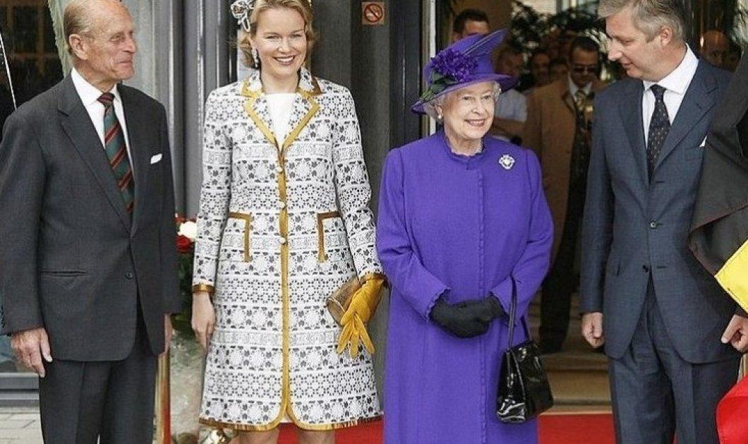 """Η βασιλική οικογένεια του Βελγίου: """"Ύστατο χαίρε στον Πρίγκιπα Φίλιππο - Δούκα του Εδιμβούργου""""  - Κυρίως Φωτογραφία - Gallery - Video"""