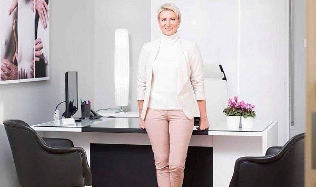 Νατάσα Παζαΐτη Καραμανλή: Με ανοιξιάτικη διάθεση αλλά πάντα «ευθεία» στον στόχο της, η ενημέρωση για τον καρκίνο του μαστού (φωτό) - Κυρίως Φωτογραφία - Gallery - Video