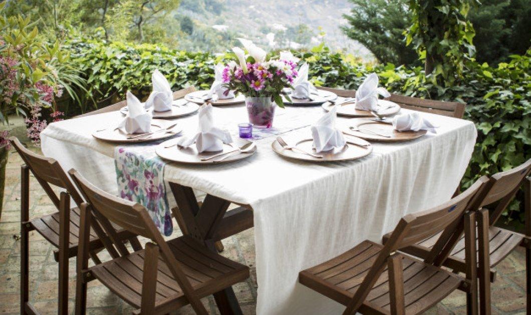 O Σπύρος Σούλης μας προτείνει:  Φτιάξτε για το σαλόνι και τη βεράντα σας τα πιο όμορφα διακοσμητικά!  - Κυρίως Φωτογραφία - Gallery - Video