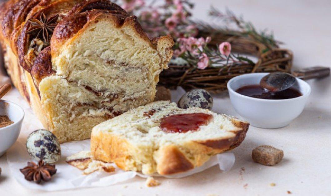 Τσουρέκι ή Κουλούρια: Το γλυκό δίλημμα του Πάσχα - Ποιο έχει περισσότερες θερμίδες, τι να προσέξετε  - Κυρίως Φωτογραφία - Gallery - Video