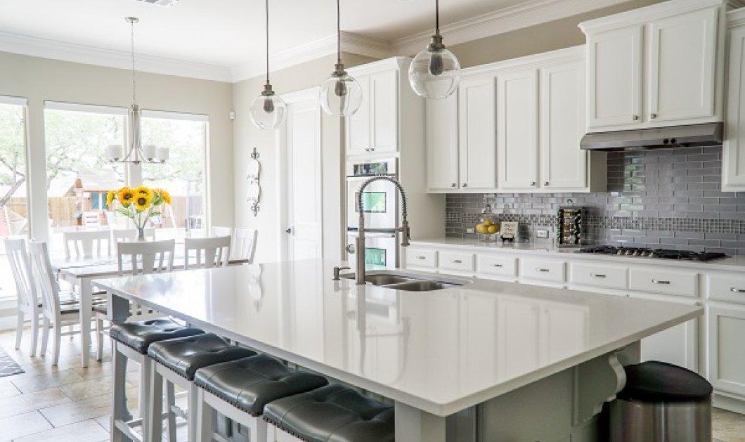 Ο Σπύρος Σούλης συμβουλεύει: 6 πράγματα που κάνουν την κουζίνα μας να μοιάζει πιο ακατάστατη από ότι πρέπει (φωτό) - Κυρίως Φωτογραφία - Gallery - Video