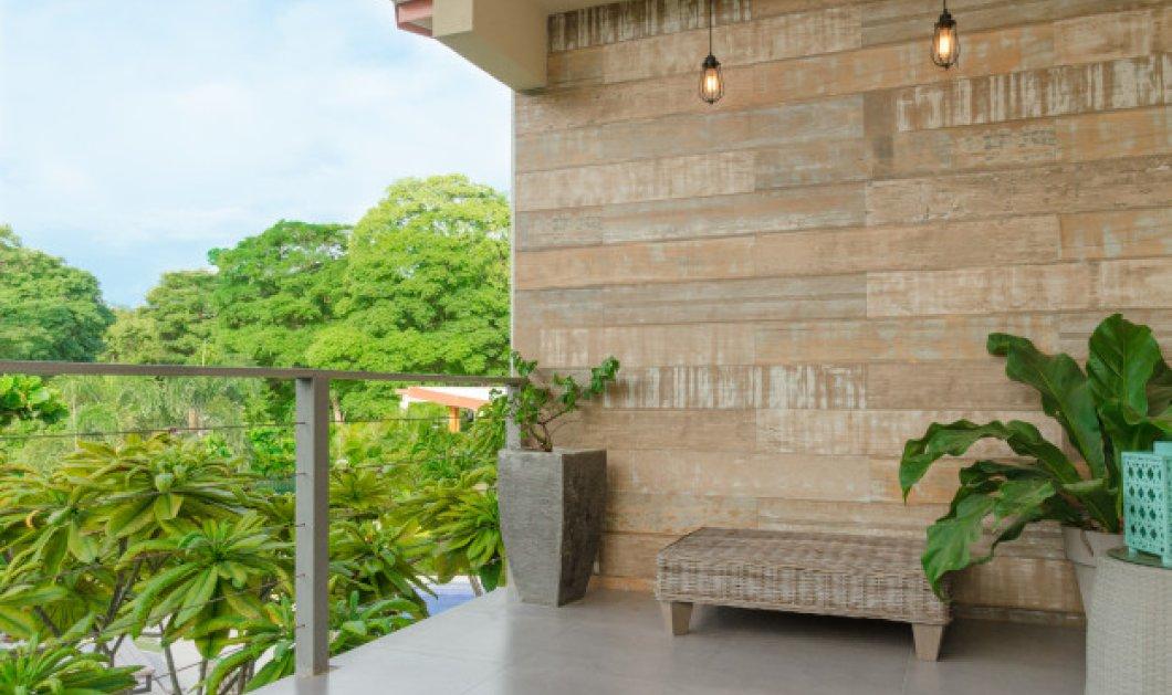 Σπύρος  Σούλης: Πώς να δημιουργήσετε «μπαλκόνι» αν δεν έχετε - Κυρίως Φωτογραφία - Gallery - Video