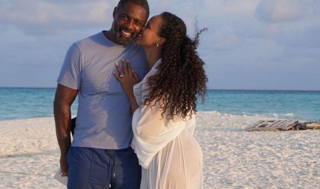 Επέτειος 2 χρόνων γάμου για τον γοητευτικό Idris Elba: Ο πρώην πιο σέξι άνδρας στον κόσμο «πεθαίνει» για την γυναίκα του (φωτό) - Κυρίως Φωτογραφία - Gallery - Video