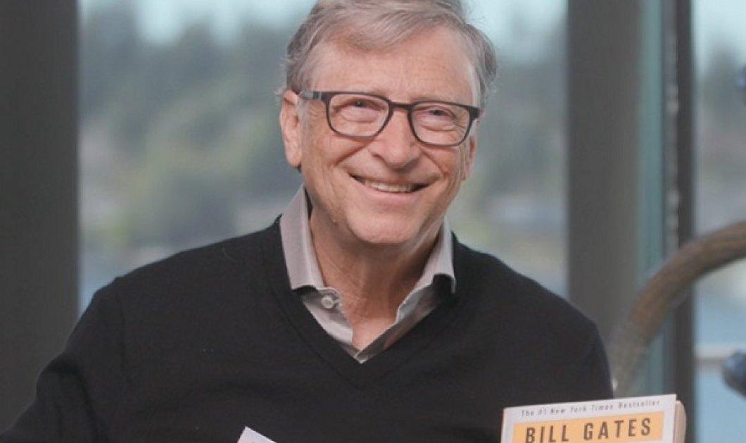 Ο Bill Gates «ξαναχτυπά»: Το τέλος της πανδημίας το 2022 - Τα 5 SOS για τις παραλλαγές του κορωνοϊού (βίντεο) - Κυρίως Φωτογραφία - Gallery - Video