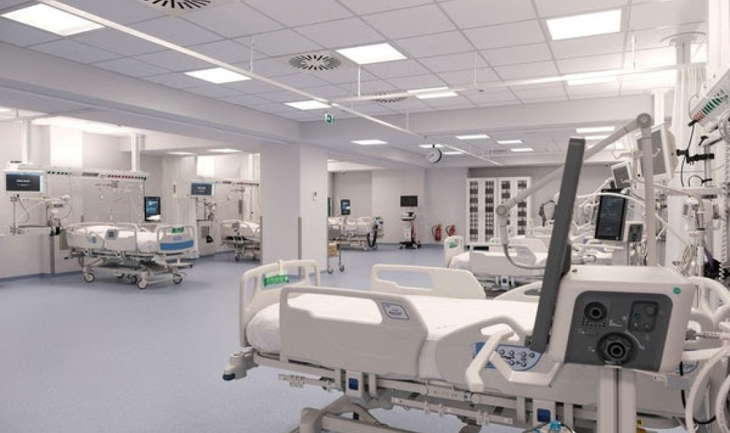 Good news: Το Ίδρυμα Σταύρος Νιάρχος πρόσφερε απλόχερα ξανά: €16.5 εκ, για την Προσθήκη 145 Νέων Κλινών ΜΕΘ και ΜΑΦ σε 15 Νοσοκομεία  - Κυρίως Φωτογραφία - Gallery - Video