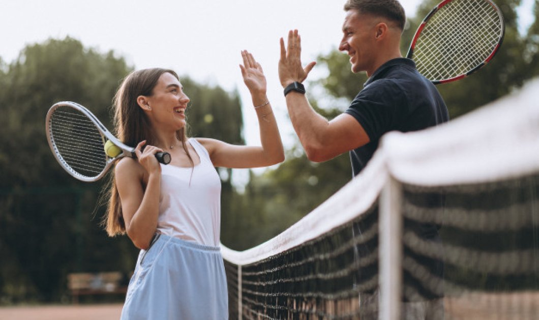 Τένις: Χωρίς ανταγωνιστή το άθλημα στη μακροζωία - Τα πολλαπλά οφέλη του στην υγεία  - Κυρίως Φωτογραφία - Gallery - Video