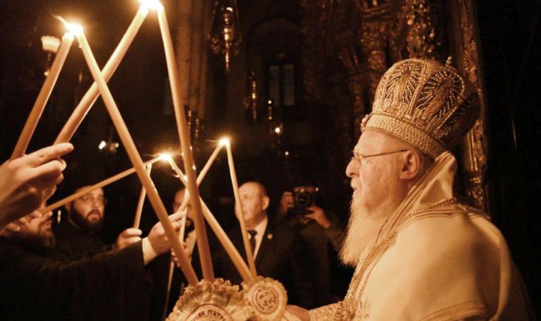 Κορωνοϊός - Πάσχα 2021: Στις 9 το βράδυ η Ανάσταση - Ανοιχτοί οι ναοί στις Ιερές Ακολουθίες της Μεγάλης Εβδομάδας (βίντεο) - Κυρίως Φωτογραφία - Gallery - Video