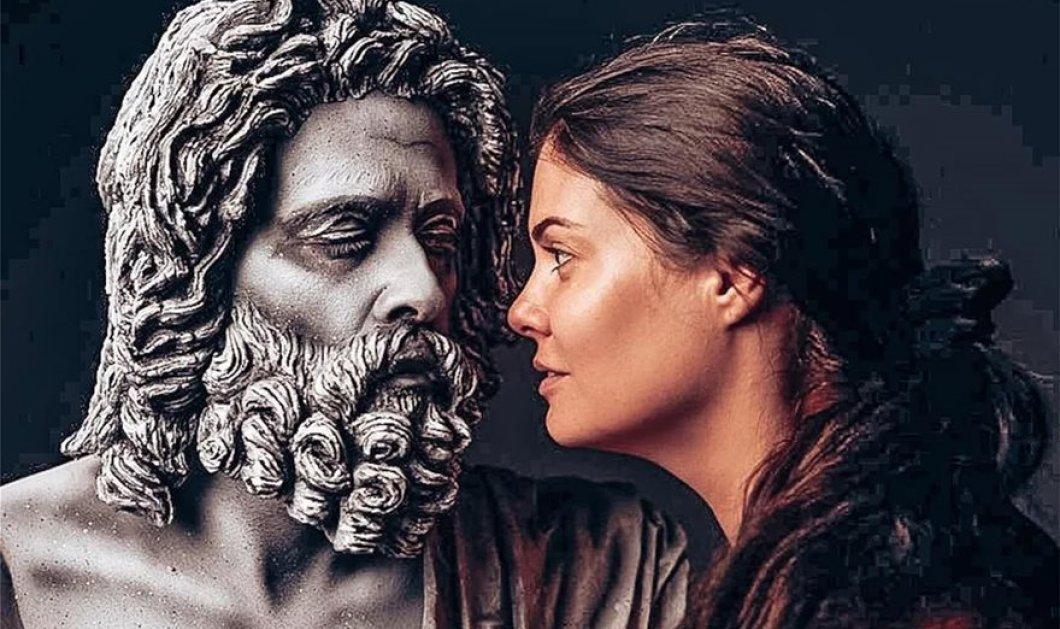 Η Μαρία Ναυπλιώτου -η Κορινθίου - η Ζέτα Δούκα - ο Λεωνίδας Κακούρης & ο Γιάννης Αϊβάζης έγιναν αγάλματα - Δείτε τις συγκλονιστικές φωτογραφίες για την επιστροφή των γλυπτών του Παρθενώνα   - Κυρίως Φωτογραφία - Gallery - Video