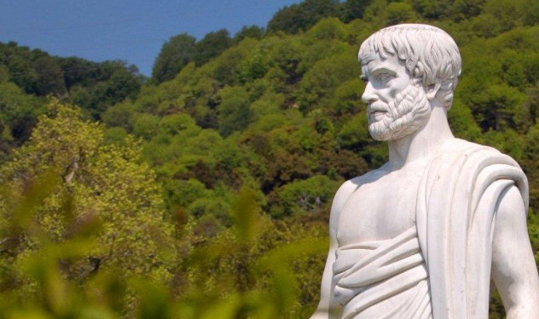 Μαθήματα ζωής από τον Αριστοτέλη: 7 πράγματα που είπε ο σπουδαίος Φιλόσοφος και τα οποία δεν μπορείς να αγνοήσεις… - Κυρίως Φωτογραφία - Gallery - Video